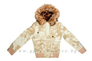 Ловно яке Surplus Ladies Blouson Desert