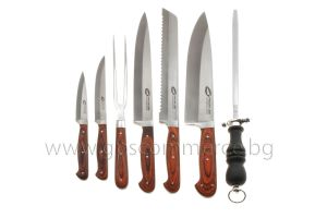 Сет кухненски ножове Master Cutlery Kitchen Knife Set