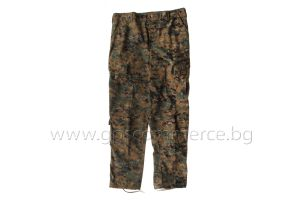 Военен панталон Tru-Spec TRU Trouser Woodland Digital