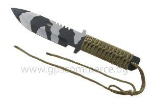 Тактически нож Master Cutlery Tactical Knife Camo