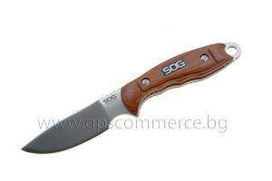 Ловен нож SOG Huntspoint Skinning Wood