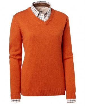 Ловен пуловер Chevalier Gaby Lady Orange