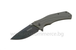 Сгъваем нож Kershaw Knockout Olive/Black