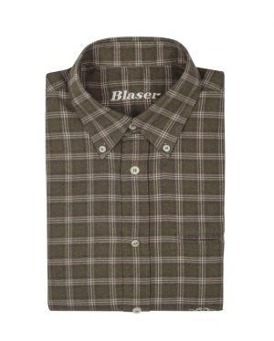 Ловна риза Blaser Poplin Classic Hugo