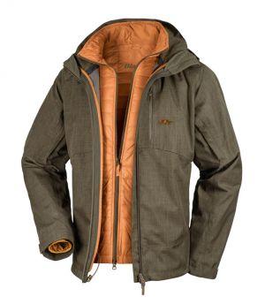 Зимно ловно яке Blaser Hybrid 2in1
