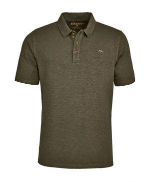 Ловна тениска Blaser Polo Shirt olive