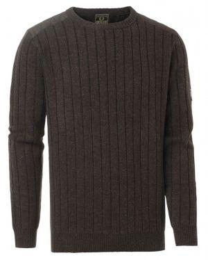 Пуловер за лов Chevalier Fjord RN Brown