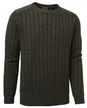 Ловен пуловер Chevalier Fjord Green