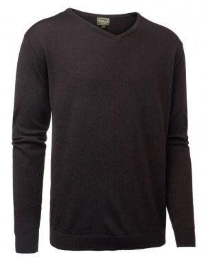 Пуловер за лов Chevalier Gart Merino Brown