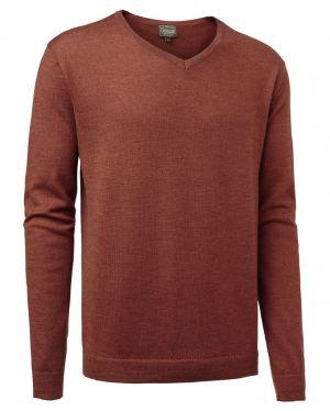 Пуловер за лов Chevalier Gart Merino Orange