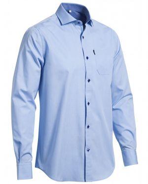 Мъжка риза Chevalier Sky Blue