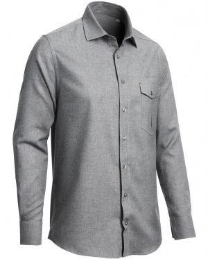 Ловна риза Chevalier Wooloch Grey