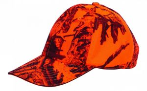 Ловна шапка Gamo High Visibility camo orange