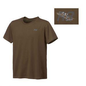 Ловна тениска Blaser Blaser R8 Brown