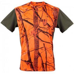 Ловна тениска GAMO Rogers Camo VIS
