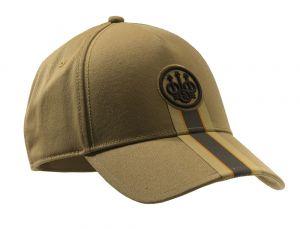 Ловна шапка Beretta Corporate StripedTan