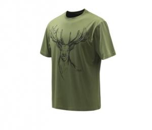 Ловна тениска Beretta Deer T-shirt