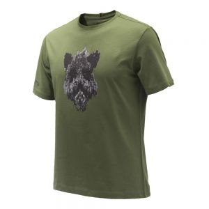 Ловна тениска Beretta Wild Boar T-shirt