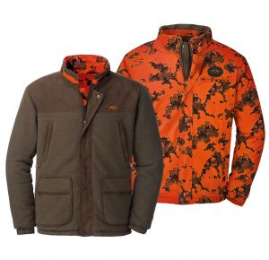 Ловно яке Blaser Fleece CAMO Reversible Bastian