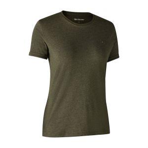 Дамска тениска Deerhunter Lady Basic GR