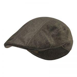 Ловна шапка Deerhunter Flatcap зелена